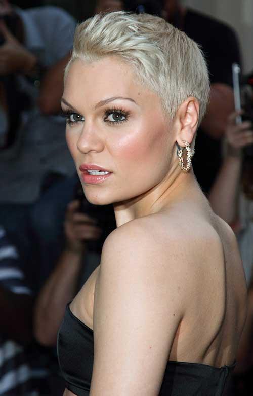 Jessie J Pixiecut Hairstyles