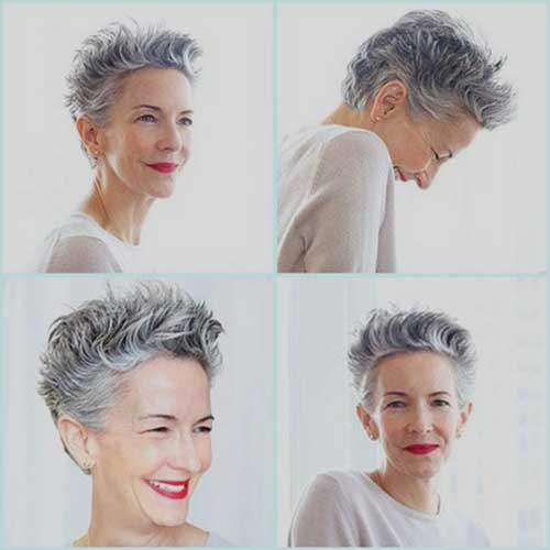 Best Short Pixie Hairstyles for Older Women