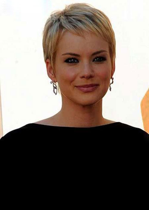Lovely New Pixie Hairstyles