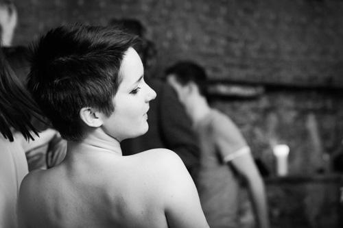 Short Haircuts and Pixies