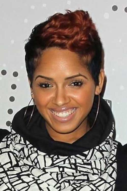 Fine 15 Pixie Cuts For Black Women Pixie Cut 2015 Short Hairstyles For Black Women Fulllsitofus