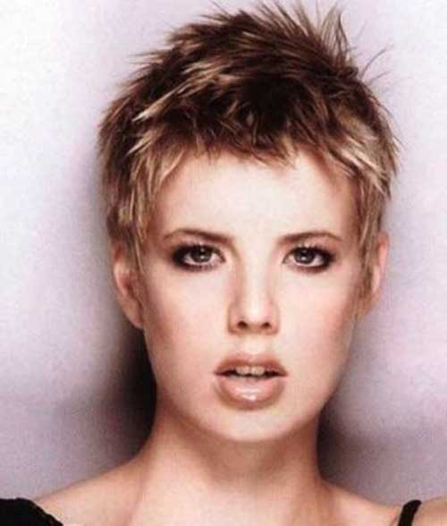 Spiky Pixie Hairstyles-13