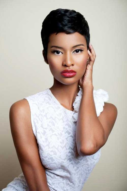 Pixie Cuts for Black Women-16