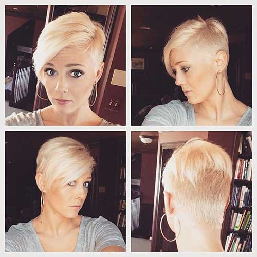 Pixie Haircuts 2015-17