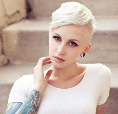 Short Pixie Hairstyles 2015-17