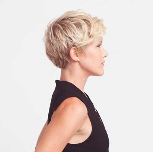 Pixie Haircuts 2015-18