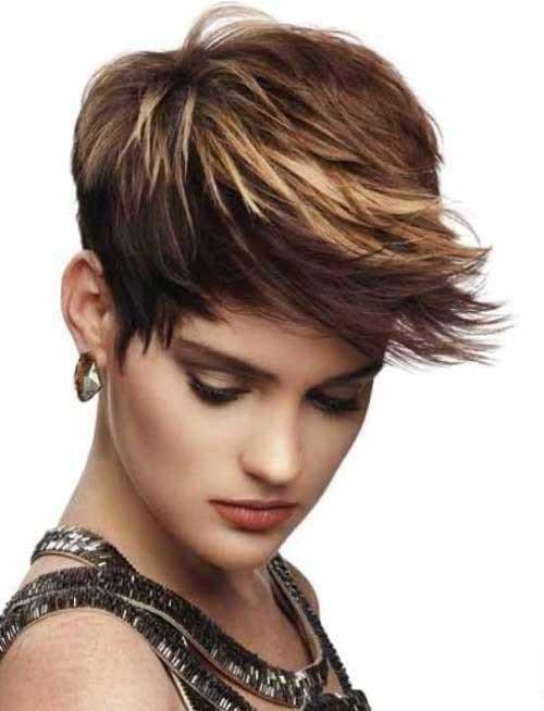 Pixie Hair 2015-19
