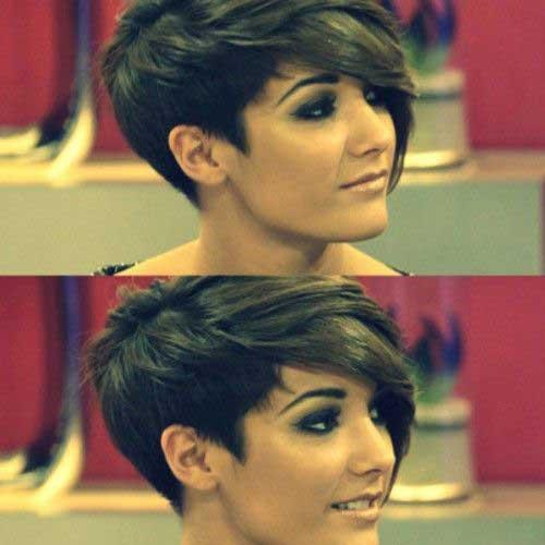 Pixie Haircuts 2015-19
