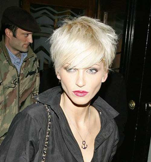 Short Pixie Hairstyles 2015-20