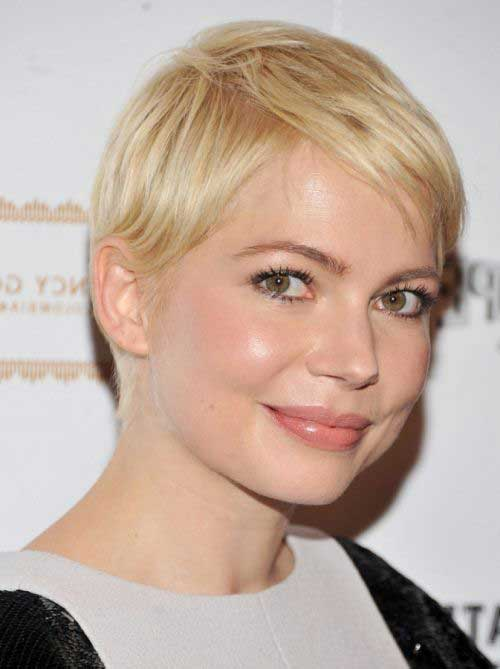 Pixie Cuts for Round Faces-22
