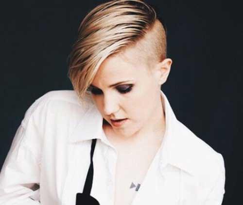 Pixie Haircuts 2015-22