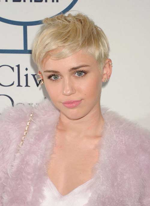 Pixie Cuts for Round Faces-23