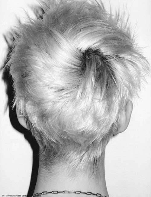 Pixie Cut Back View-8