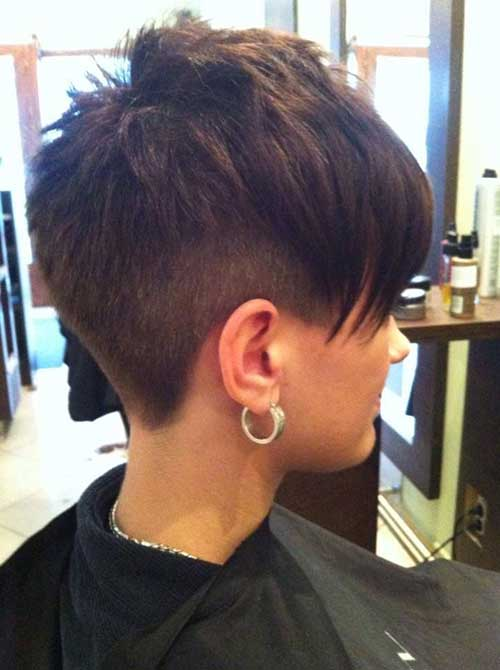 Longer Pixie Cut Styles