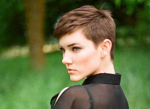 Pixie Cropped Hairstyles