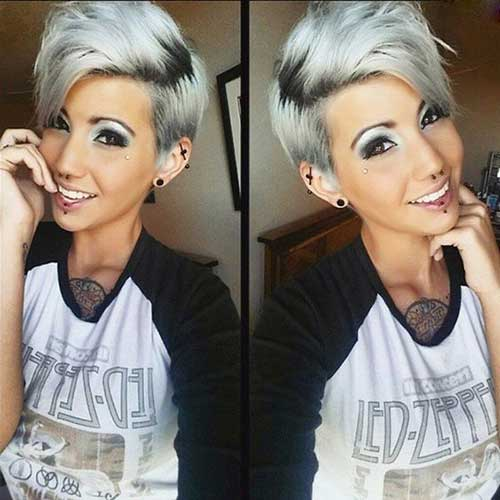 Pixie Haircut for Gray Hairs-12