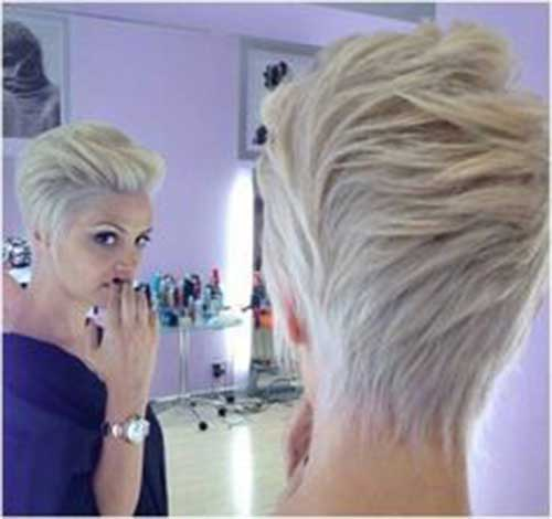Newest Short Pixie Haircuts-13