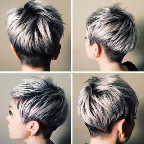 Pixie Haircut for Gray Hairs-13