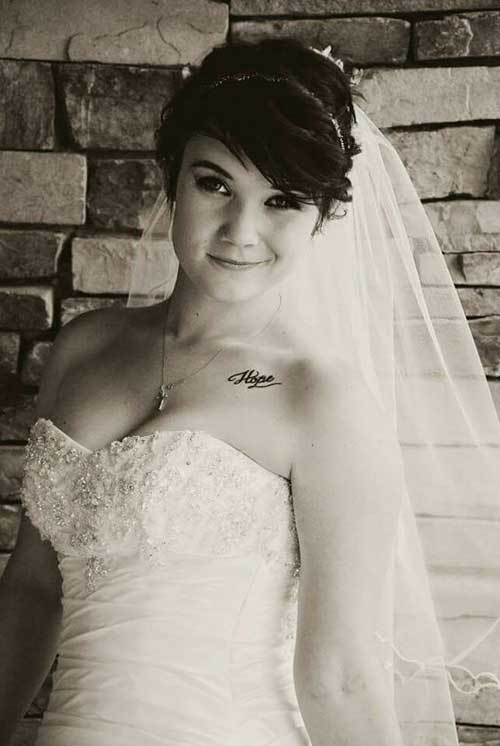 Wedding Hairstyles for Pixie Cuts-13