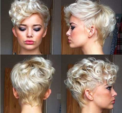 Newest Short Pixie Haircuts-16
