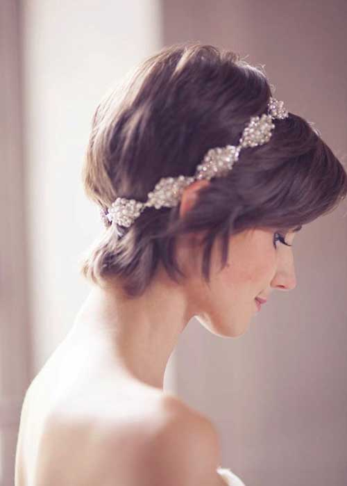 Wedding Hairstyles for Pixie Cuts-16