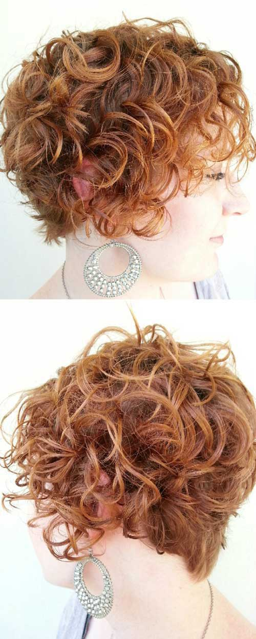 Pixie Cuts for Curly Hairs-17