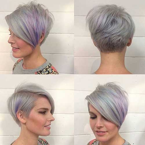 Pixie Haircut for Gray Hairs-17