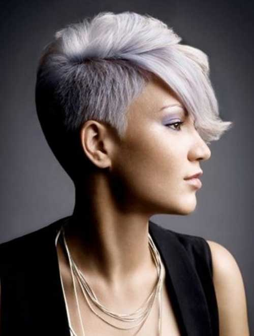 Undercuts Pixie Cuts for Badass Women-18