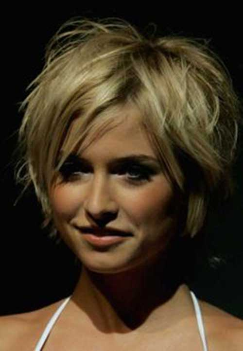 Long Pixie Hairstyles with Bangs-18