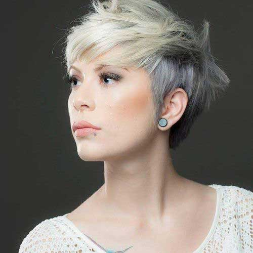 Messy Pixie Hairstyles-18