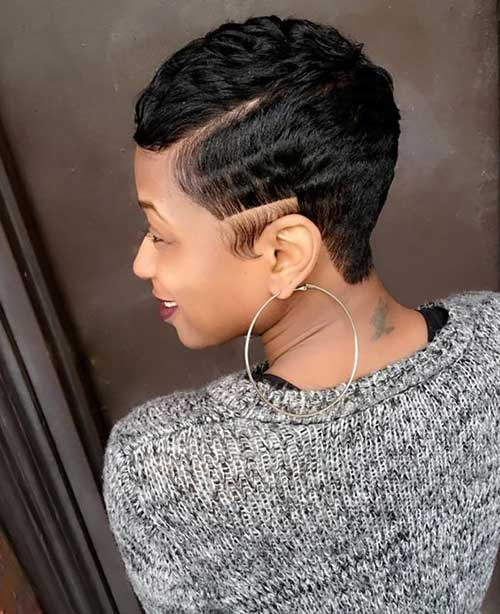Pixie Haircut for Black Hairs-18