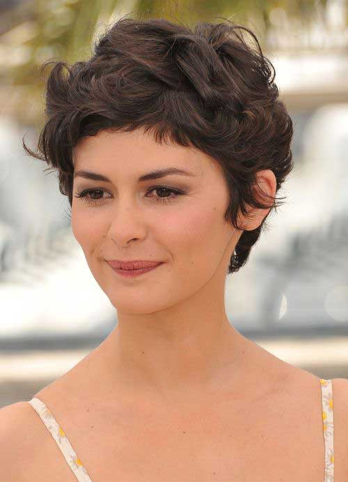 Pixie Cuts for Curly Hairs-22