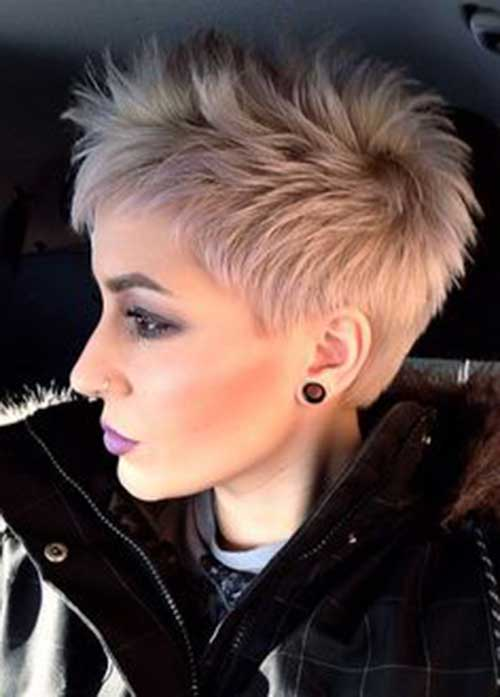 Newest Short Pixie Haircuts-25