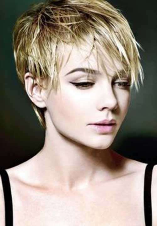 Newest Short Pixie Haircuts-26