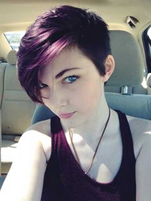 Newest Short Pixie Haircuts-30