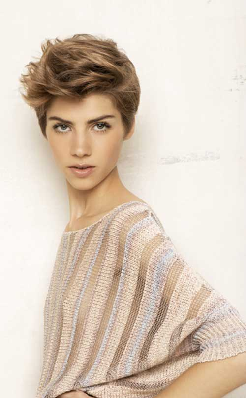 Short Funky Pixie Hairstyles-6