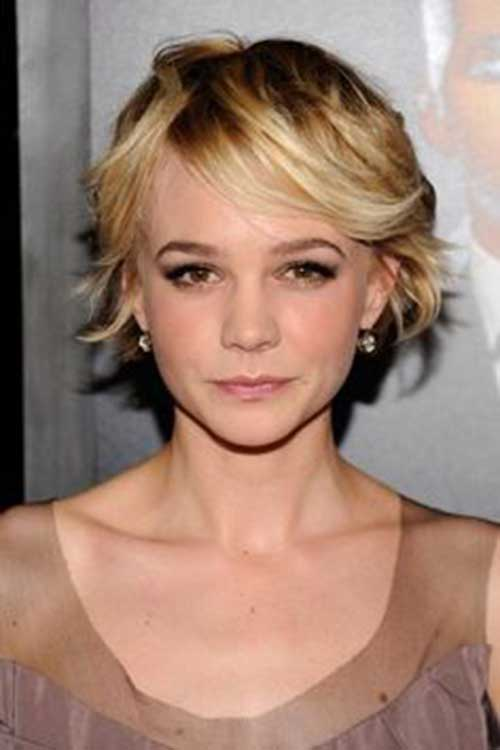 Newest Short Pixie Haircuts-7