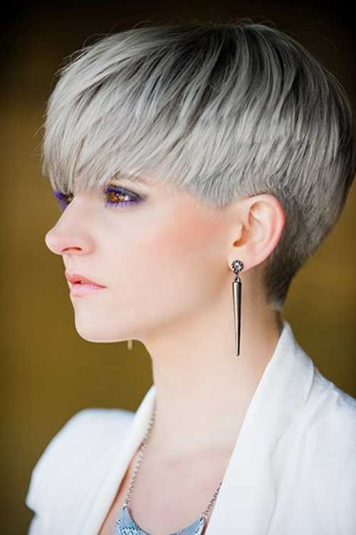 Pixie Haircut for Gray Hairs-8