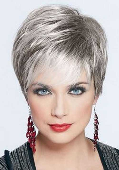 Pixie Haircut for Gray Hairs-9