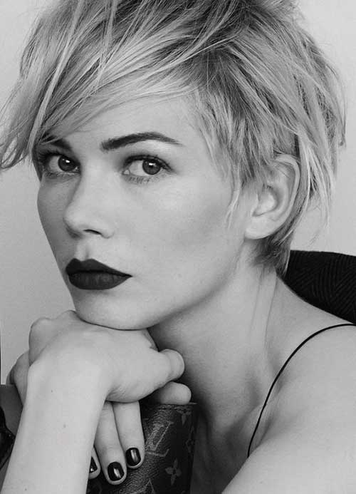 Best Funky Pixie Cuts