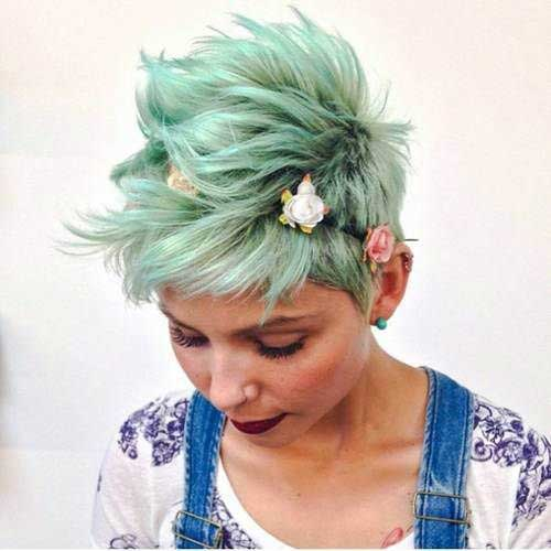 Best Messy Pixie Cuts