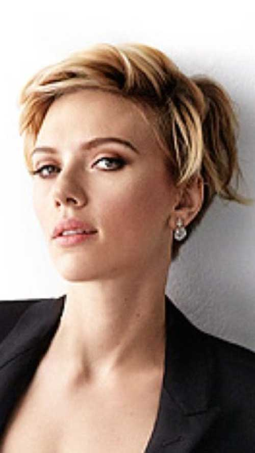20 Short Funky Pixie Hairstyle