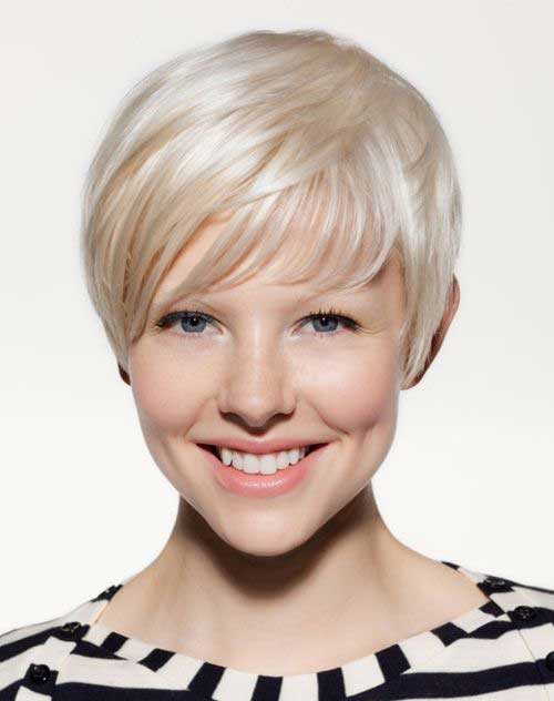 Pixie Cuts with Fringe