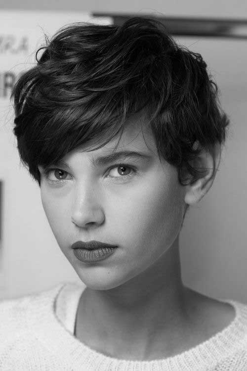 how to cut a pixie cut