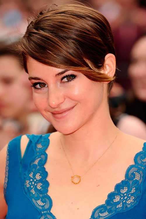 2014 Long Pixie Hair Ideas