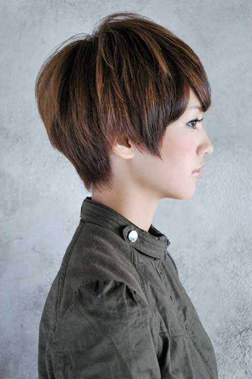 Best Asian Girls Pixie Cuts