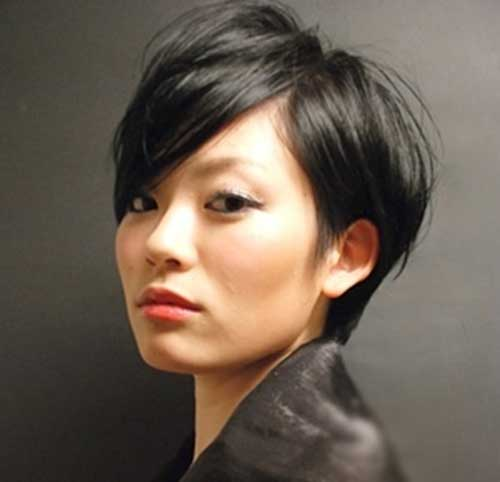Asian Pixie Cut Styles