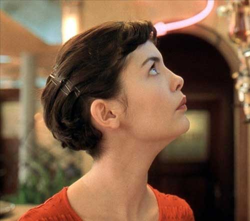 Audrey Tautou Cute Pixie Hair Ideas