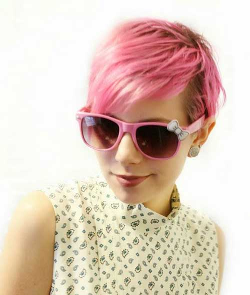 Best Colored Pixie Hair Ideas