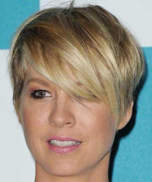 Peachy Haircut Long Blonde Hair To Short Pixie Hairstyles For Men Maxibearus